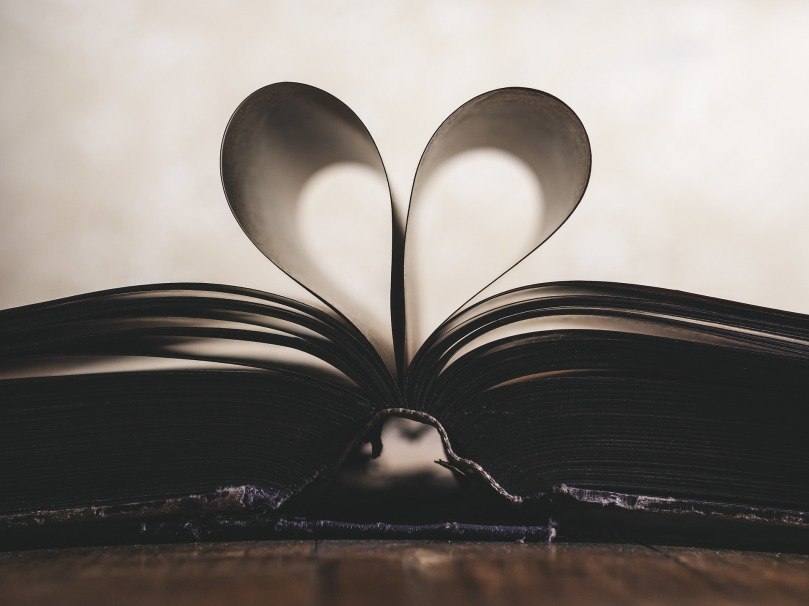 love book heart